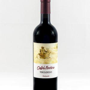 Teroldego € 15,00 – Confezione da 6 bottiglie 0,75l